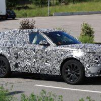 Новая модель внедорожника спорткупе от Range Rover по имени Velar