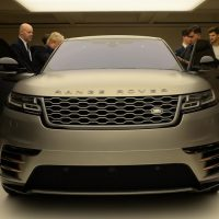 Land Rover Range Rover Velar coupe-SUV arrives this summer for $50,8952