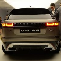 Land Rover Range Rover Velar coupe-SUV arrives this summer for $50,8953