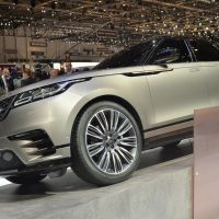 Land Rover Range Rover Velar is Evoque's stylish bigger brother11