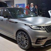 Land Rover Range Rover Velar is Evoque's stylish bigger brother53