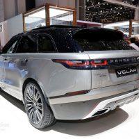 Range Rover Velar Costs Range Rover Sport Money in Geneva, Feels Lavish — autoevolution14