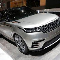 Range Rover Velar Costs Range Rover Sport Money in Geneva, Feels Lavish — autoevolution2