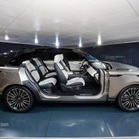 Range Rover Velar Costs Range Rover Sport Money in Geneva, Feels Lavish — autoevolution22