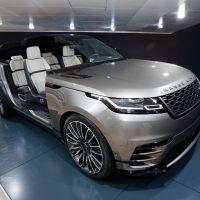 Range Rover Velar Costs Range Rover Sport Money in Geneva, Feels Lavish — autoevolution23