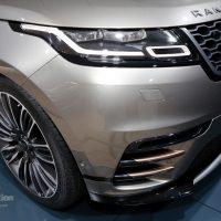 Range Rover Velar Costs Range Rover Sport Money in Geneva, Feels Lavish — autoevolution25