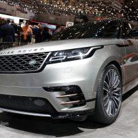 Range Rover Velar Costs Range Rover Sport Money in Geneva, Feels Lavish — autoevolution4