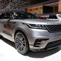 Range Rover Velar Costs Range Rover Sport Money in Geneva, Feels Lavish — autoevolution5