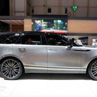 Range Rover Velar Costs Range Rover Sport Money in Geneva, Feels Lavish — autoevolution7