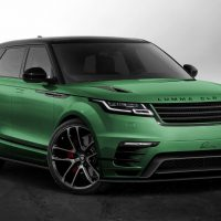 Does The Range Rover Velar Look Better With a Wide-Body Kit_