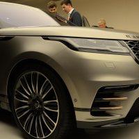 Range Rover Velar And 2018 Jaguar F-Type To Debut In New York14