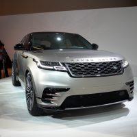 Range Rover Velar And 2018 Jaguar F-Type To Debut In New York4