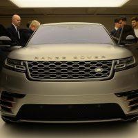Range Rover Velar And 2018 Jaguar F-Type To Debut In New York9