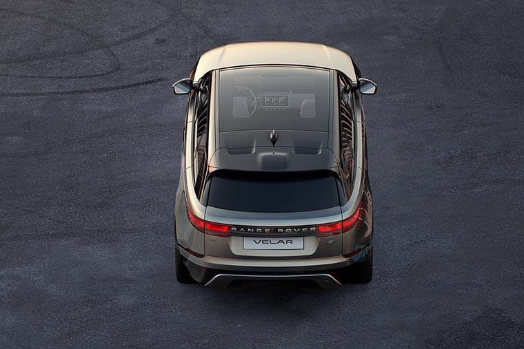 Что скрывает Range Rover Velar и что стоит про него знать