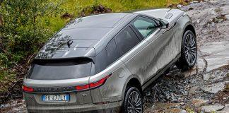 Тест-драйв Range Rover Velar: Власть стихии
