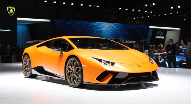 10 самых интересных автомобилей Женевского автосалона-2017