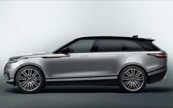 Range Rover не будет разрабатывать двухдверную модификацию Velar