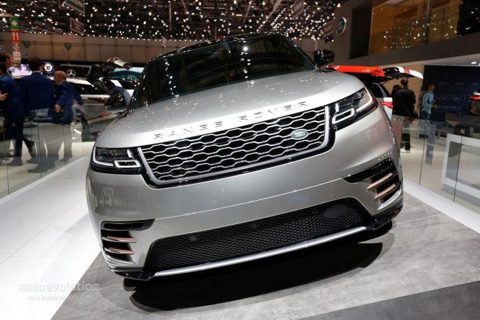 Range Rover Velar по стоимости не отстает от RRS