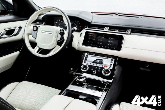 Тест-драйв Range Rover Velar